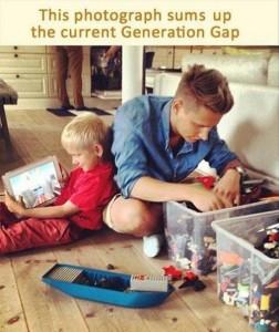 genration gap