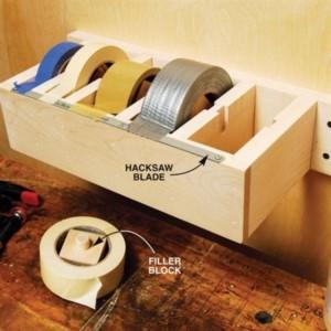 tape-holder