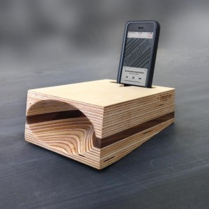 Lumber speaker